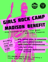 Friday, July 17 GRC Benefit