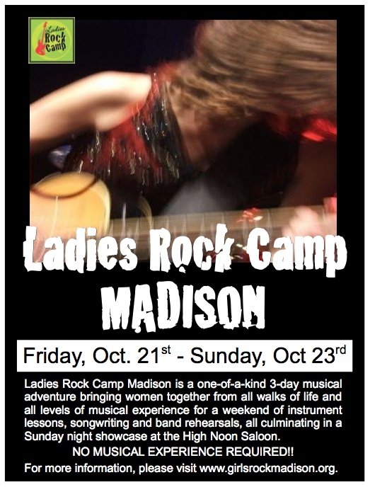 Ladies Rock Camp